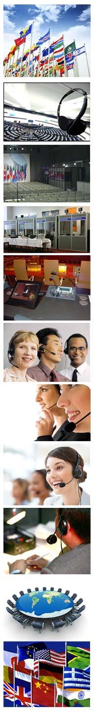 Simultaneous/Conference interpreting services